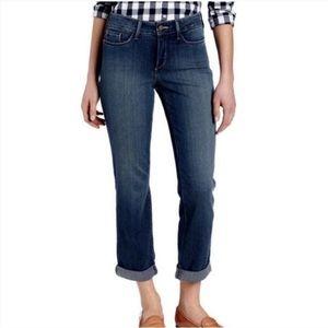 NYDJ Boyfriend Jeans 10
